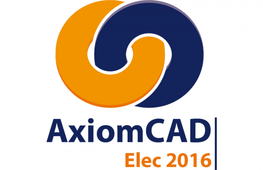 AxiomCAD Electrical 2016