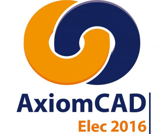 AxiomCAD Electrical 2016