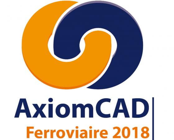 AxiomCAD Ferroviaire 2018